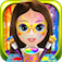 Baby Face Skin Paint Doctor - a little make-up fashion makeover game for kids that play with barbie