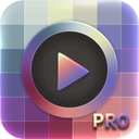 Thunder Video Collage Pro - stitch video and pic together for facebook and instagram